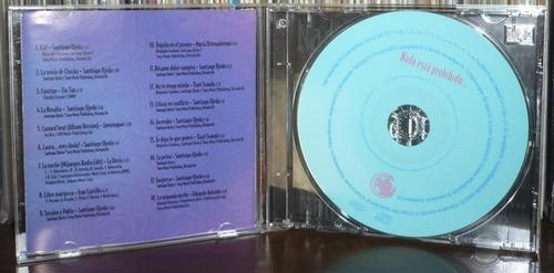 la segunda noche cd soundtrack