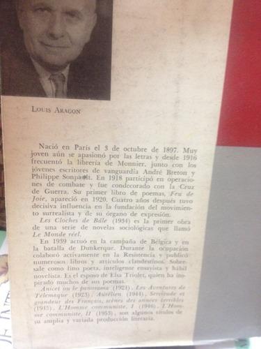 la semana santa - louis aragon - ed. grijalbo - 1960