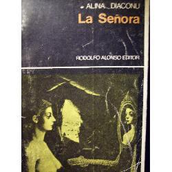 la señora alina diaconu primera edicion rodolfo alonso 1975