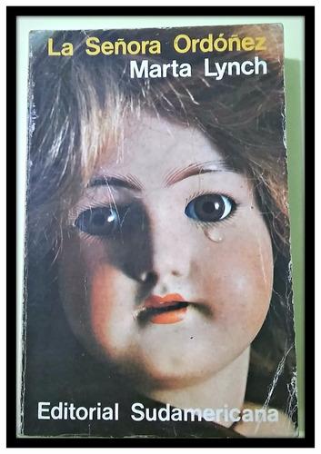 la señora ordoñez marta lynch