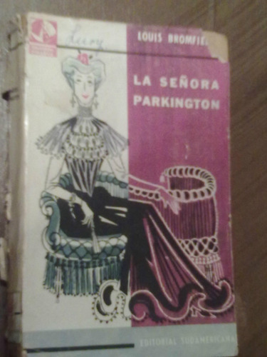 la señora parkington -louis bromfield