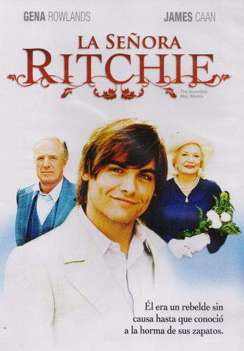 la señora ritchie the incredible mrs ritchie pelicula dvd