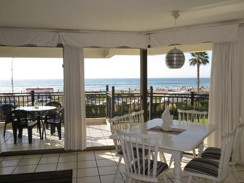 la serena avda del mar vista panoramica frente a playa