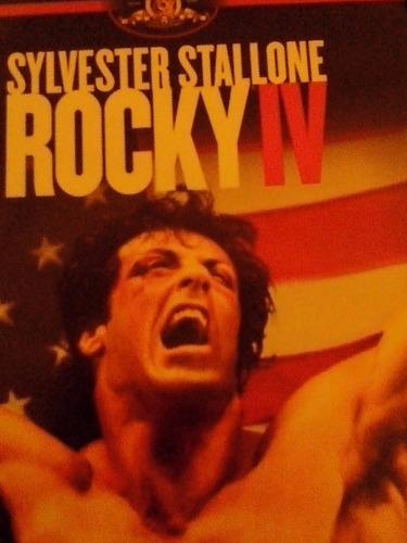 la serie completa rocky con sylvester stalone