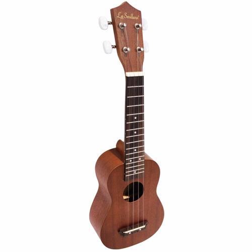la sevillana svuke-200  ukelele ukulele funda y afinador