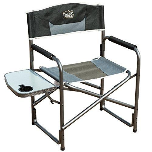 la silla plegable del director portable de aluminio de la p