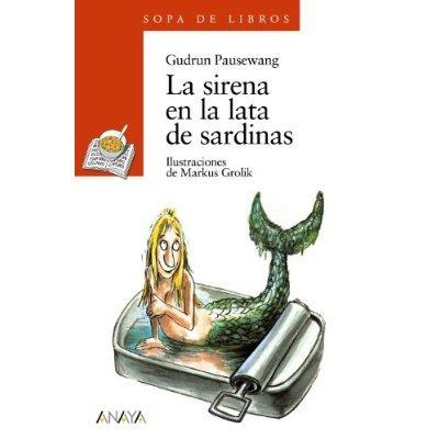 la sirena en la lata de sardinas. envío gratis 25 días