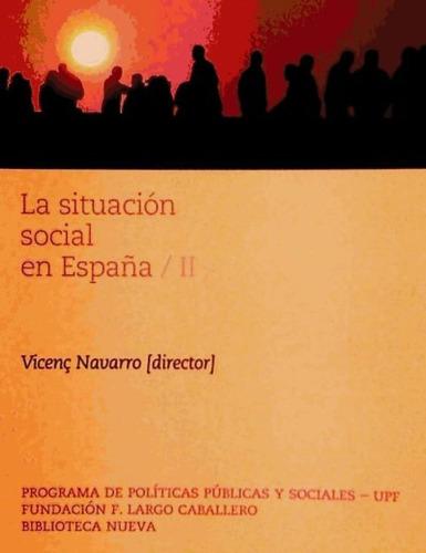 la situación social en españa(libro sociología)