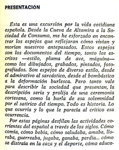 la sociedad española fernando diaz - plaja historia /n pj ap