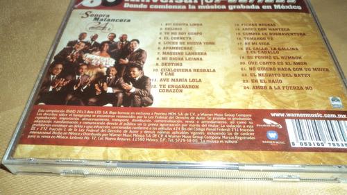 la sonora matancera volumen 2 cd de coleccion