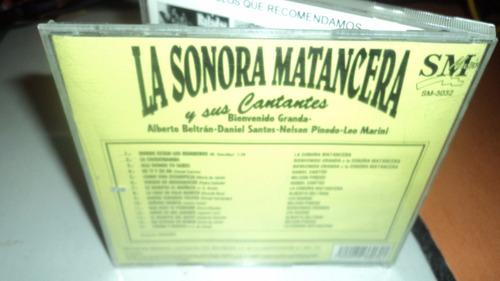 la sonora matancera y sus cantantes cd de colecccion
