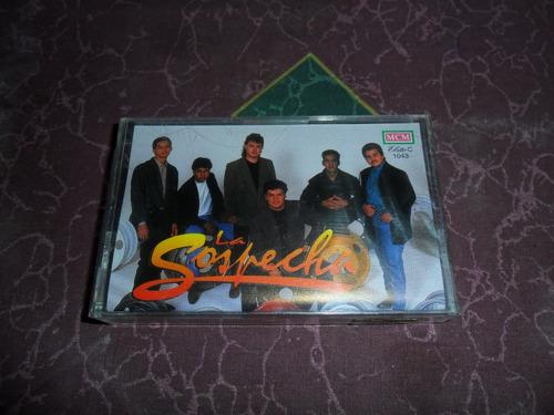 la sospecha mcm cassette nuevo sellado, grupero