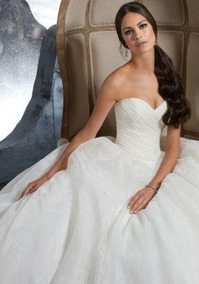 e7d8dd08d La Sposa Vestido De Novia Importado Strapless Larga Cauda 32