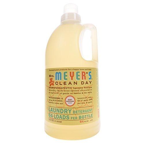 la sra. meyers clean day detergente para ropa concentrado, b