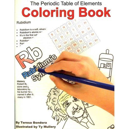 La tabla peridica de elementos para colorear libro 127111 en la tabla peridica de elementos para colorear libro urtaz Choice Image