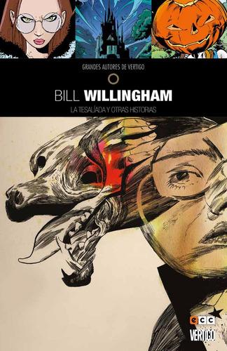 la tesaliada y otras historias bill willingham ecc españa