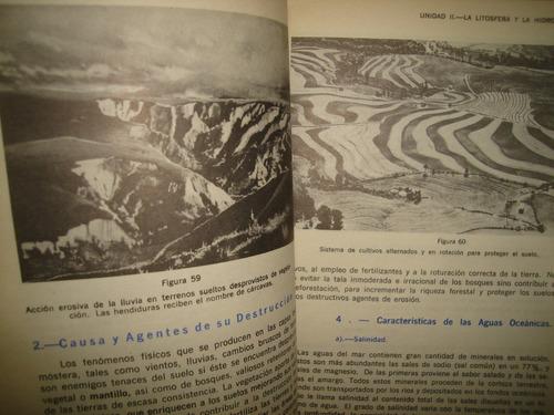 la tierra, geografía física y humana - yolanda cordero melo
