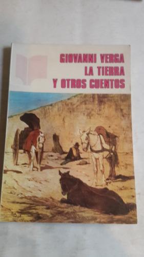 la tierra y otros cuentos, giovanni verga, lectores banda or