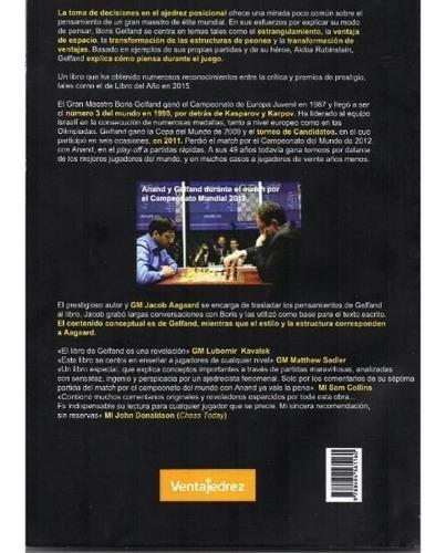 la toma de decisiones en el ajedrez posicional-boris gelfand