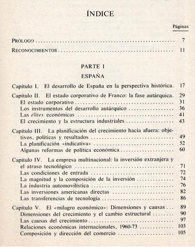 la transformacion economica de españa y portugal baklanoff
