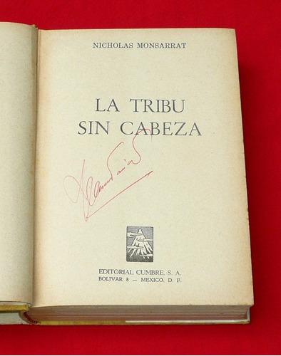 la tribu sin cabeza nicholas monsarrat novela cumbre africa