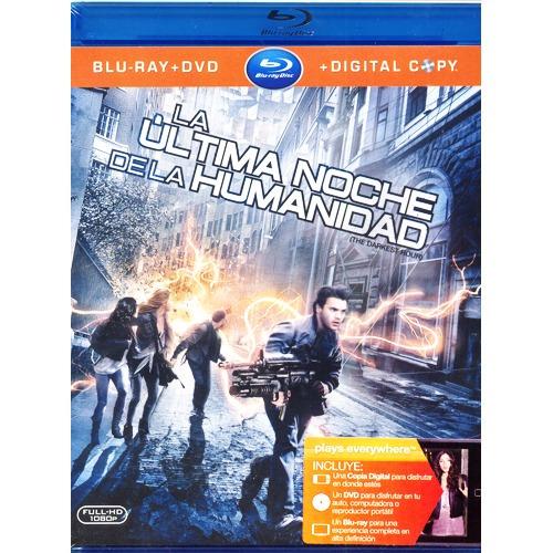 la ultima noche de la humanidad pelicula combo blu-ray+dvd