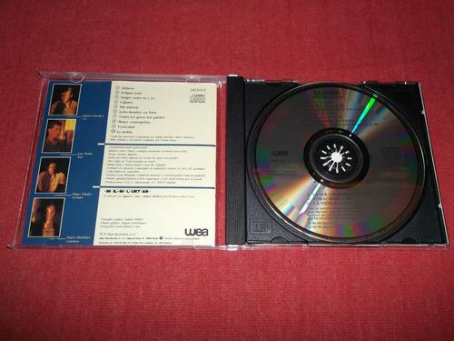 la union - mil siluetas cd aleman ed 1990 mdisk