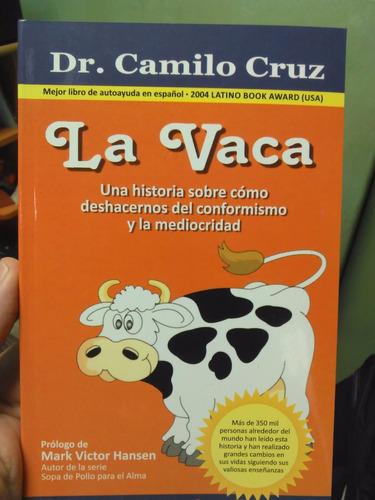la vaca. camilo cruz.