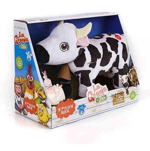 la vaca lola de la granja de zenón musical