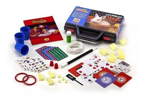 la valija del mago juego de mesa trucos principiante ruibal