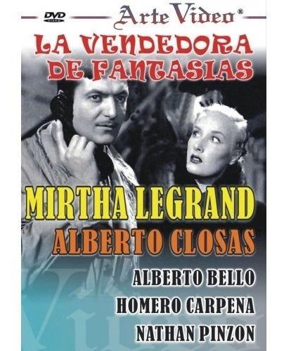 la vendedora de fantasias - mirtha legrand - dvd original