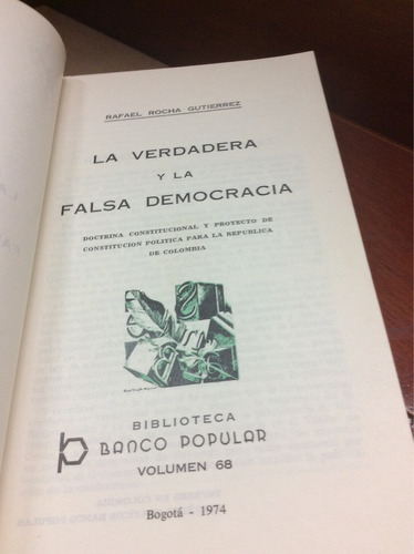 la verdadera y la falsa democracia