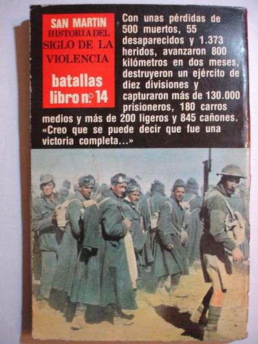 la victoria clasica beda fomm batallas libro nº 14 k macksey