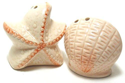 la vida costera sal y pimentero, tema de la playa del seash