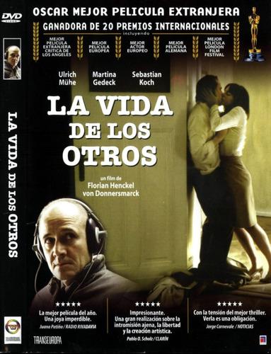 la vida de los otros - dvd original usado