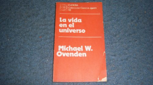 la vida en el universo.- michael ovenden