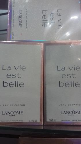 la vida es bella 100ml eau de parfum nuevo! original