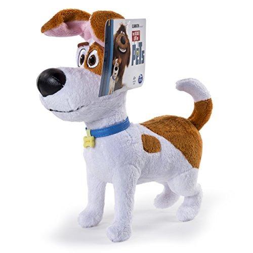 la vida secreta de las mascotas - 6 \max felpa de amigos
