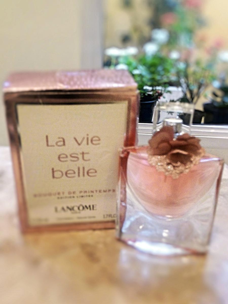 c66a3c8a62 La Vie Est Belle Bouquet De Printemps 50 Ml *lacrado* - R$ 420,00 em ...