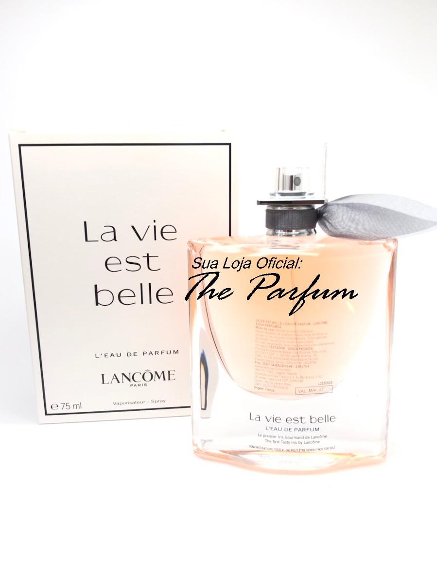 980fe0004 La Vie Est Belle Edp 75ml - Lancôme