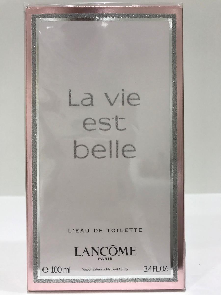 7805698657 La Vie Est Belle Edt 100ml Original Dutty Free Shop - R$ 449,00 em ...
