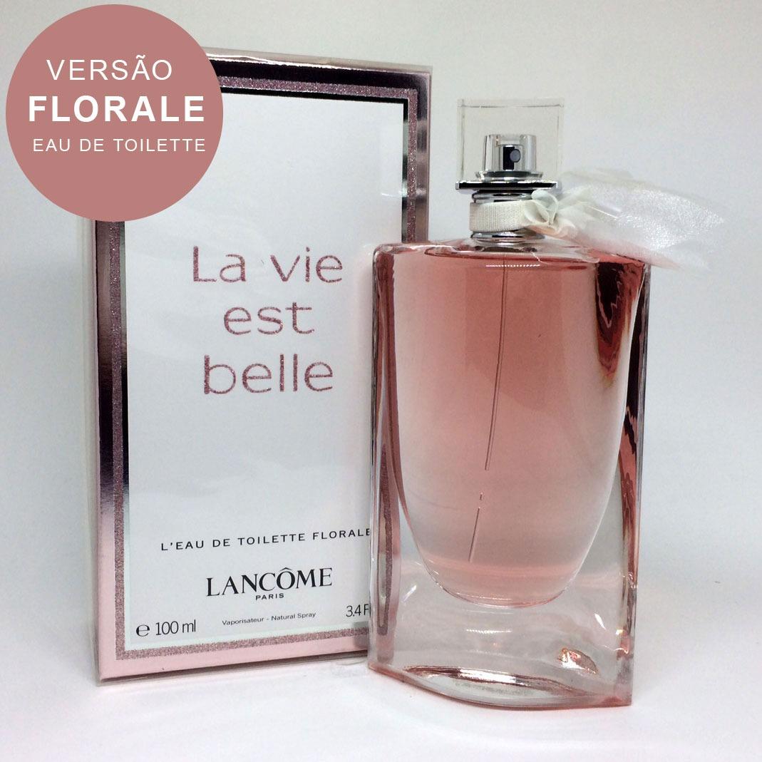 46f05732d la vie est belle florale eau de toilette 100ml - feminino. Carregando zoom.