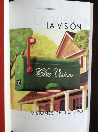 la visión vol.1: la visión del futuro