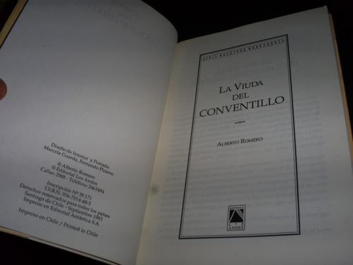 la viuda del conventillo / alberto romero