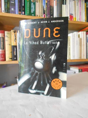 la yihad butleriana herbert dunas ciencia ficción
