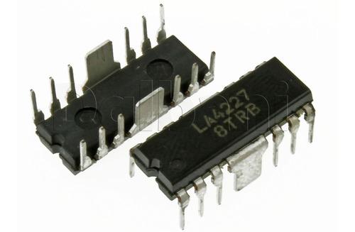 la4227 la 4227 original new sanyo integrated circuit