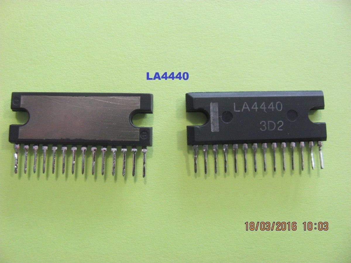 Circuito Integrado : La circuito integrado amplificador de audio canales u s
