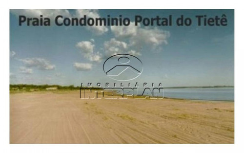 la90018 ,rancho, terreno residencial,condominio ,sales - sp, bairro: cond. portal do tiete