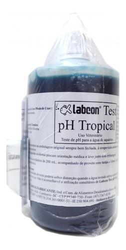 labcon teste de ph tropical - agua doce 200 ml