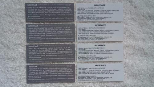 labels etiquetas adesivos cartuchos fita super nintendo snes
